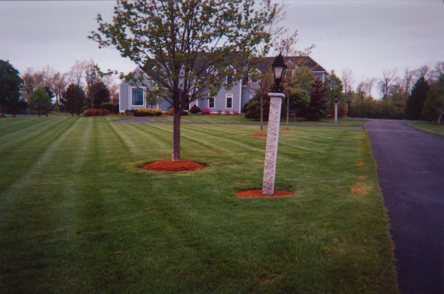 landscaping - VT lawn mowing & grounds keeping